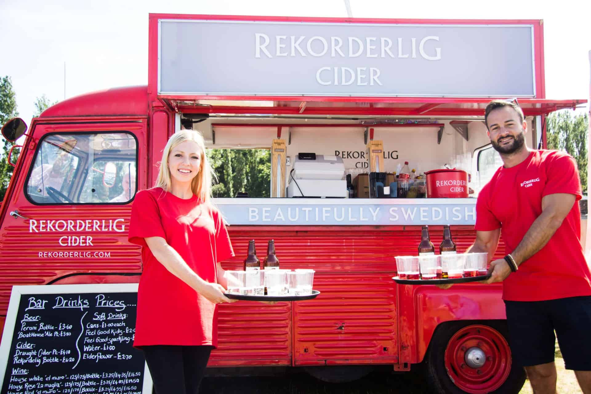 "Featured image for ""Product Sampling With Rekorderlig"""