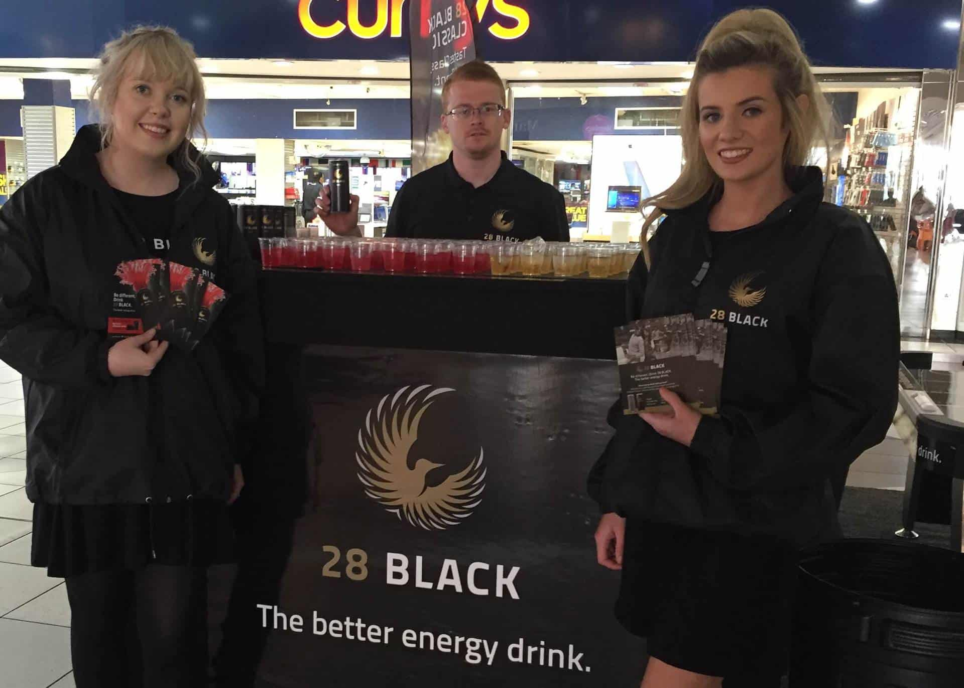 "Featured image for ""28 Black – Energised Sampling"""