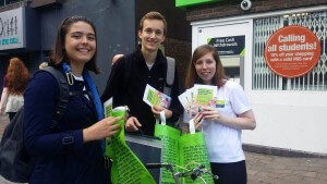 Student Marketing For The Southern Co-operative