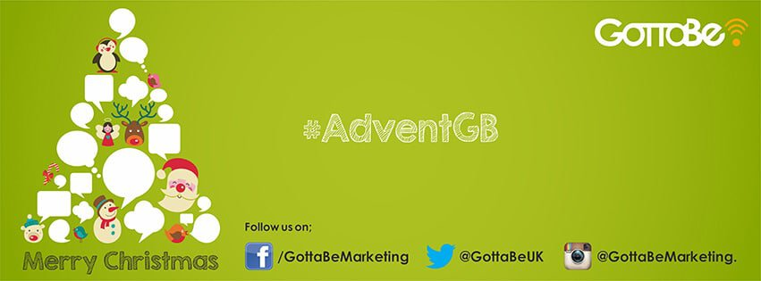 "Featured image for ""#AdventGB – now in 4th year! Interactive Advent Calendar"""