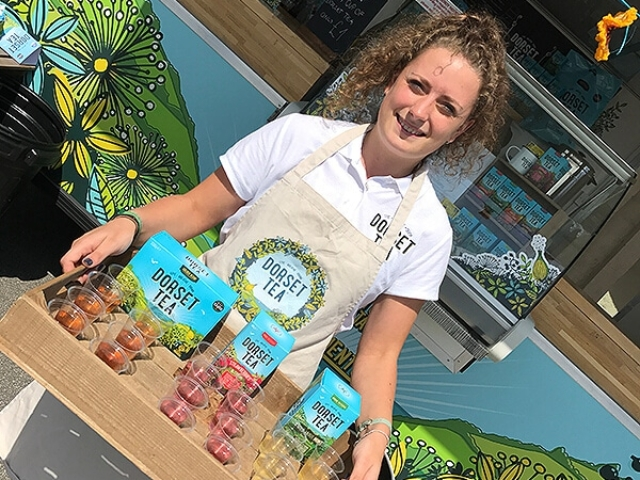 Dorset Tea Experiential Sampling
