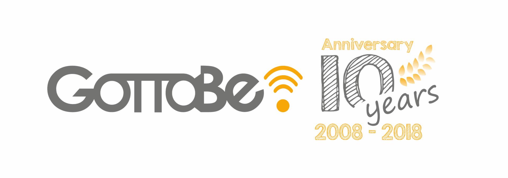 GottaBe 10 Year Anniversary