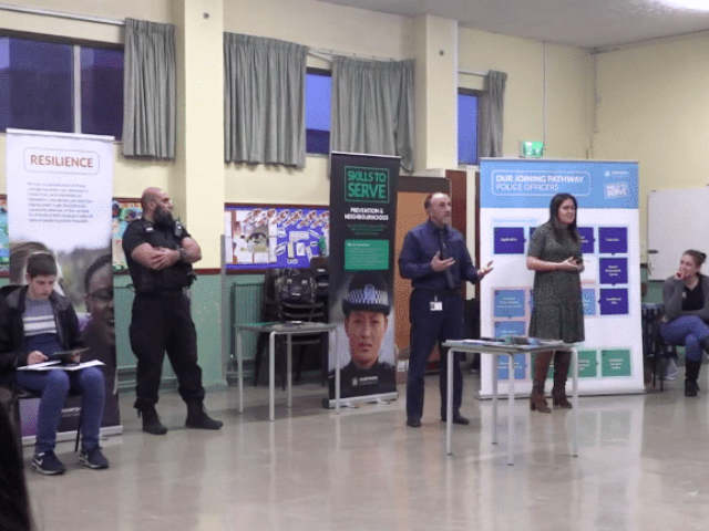 Hampshire Constabulary Project