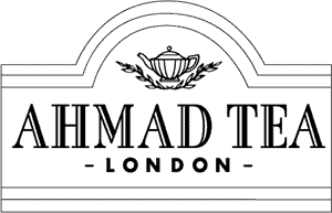 "Logo for ""Ahmad Tea"""