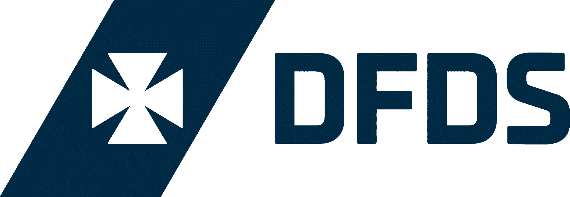 """Logo for """"DFDS"""""""