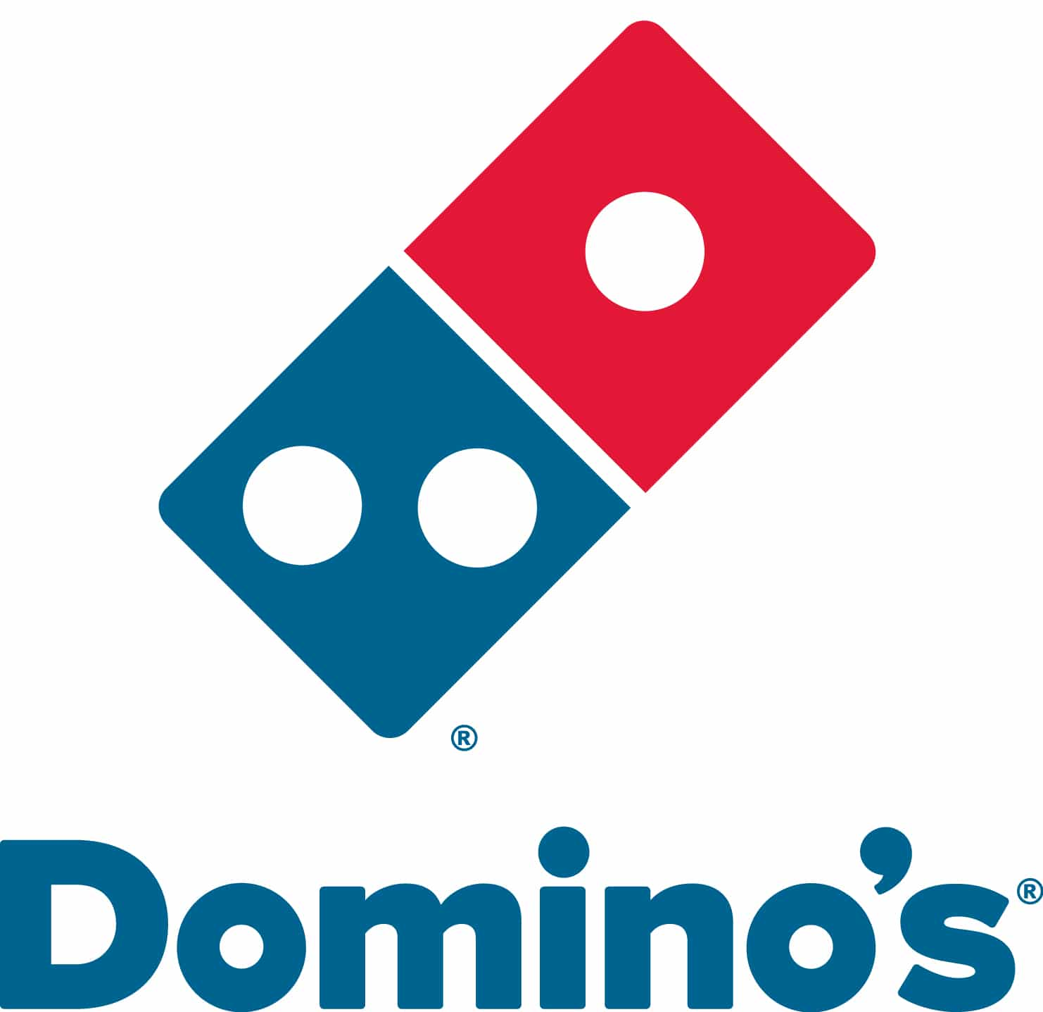 "Logo for ""Domino's"""