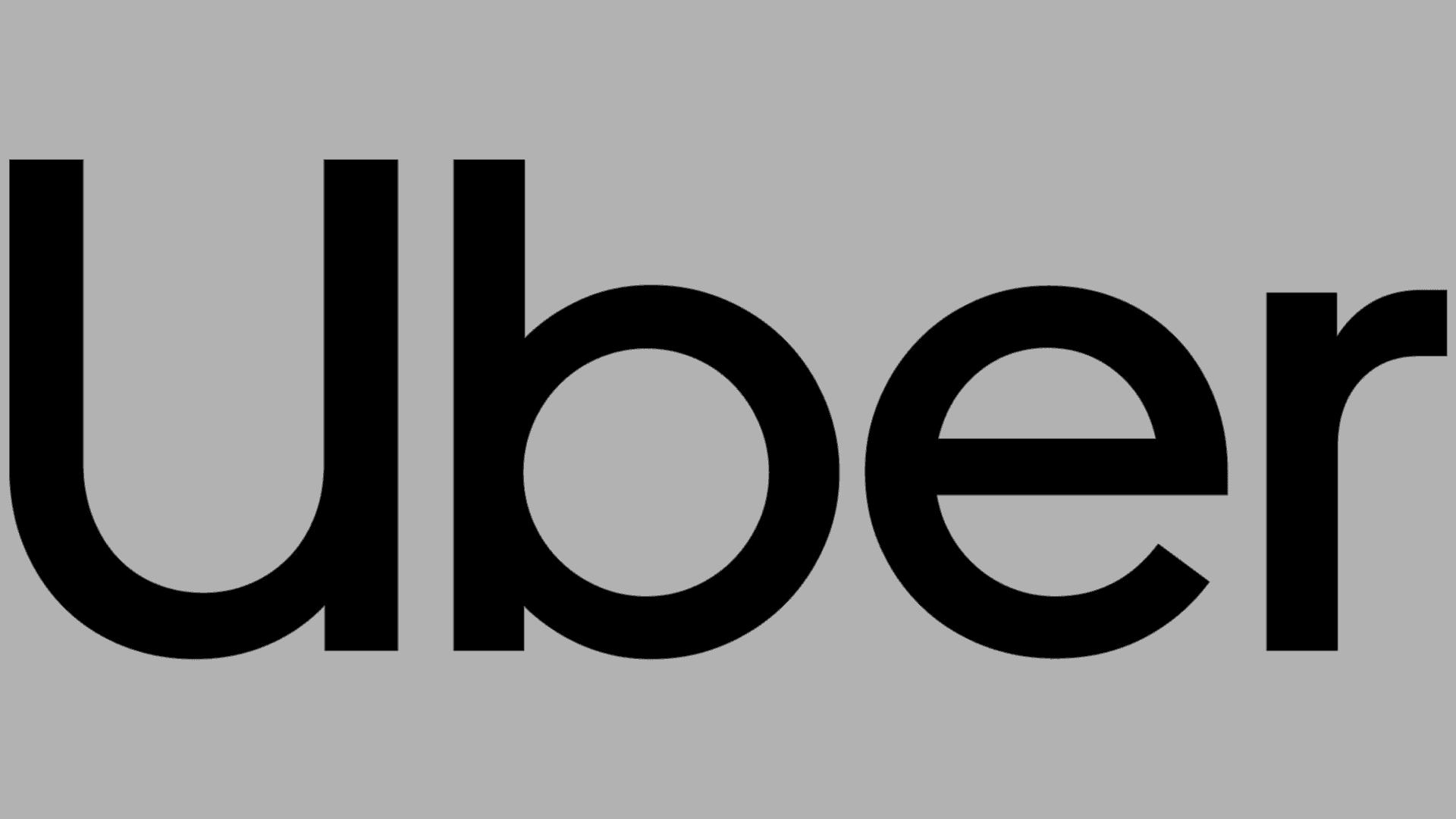 """Logo for """"Uber"""""""