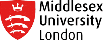 "Logo for ""Middlesex University"""