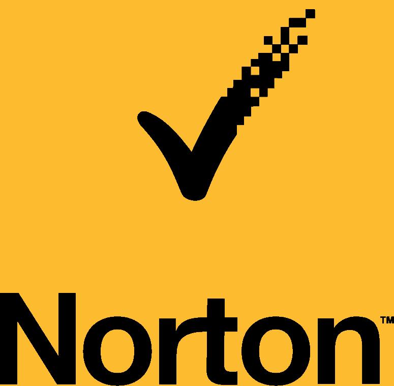 """Logo for """"Norton by Symantec"""""""