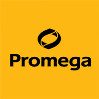 "Logo for ""Promega"""