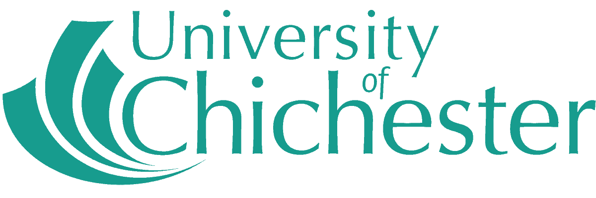 "Logo for ""University of Chichester"""