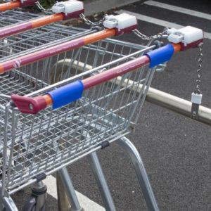 Antimicrobial trolleys